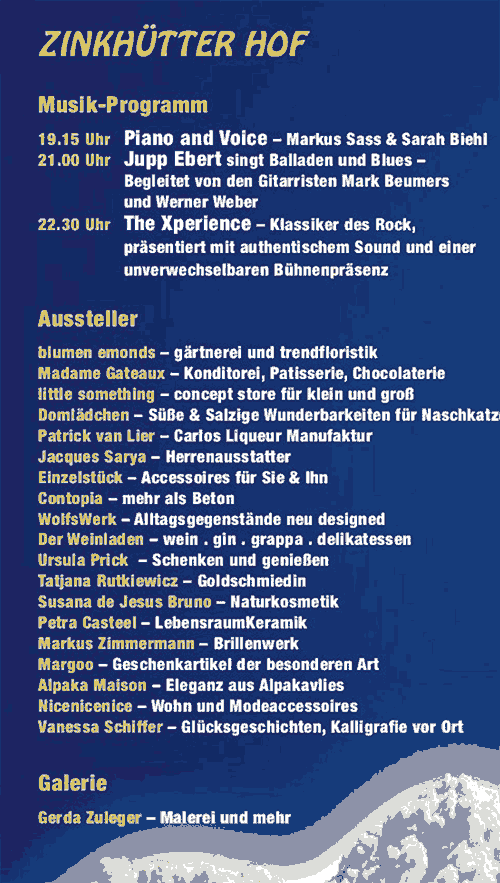 Museumsnacht Stolberg